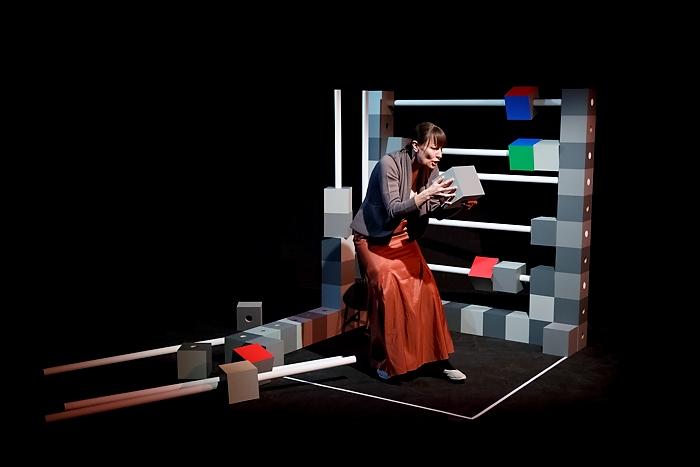 Livet Kom Så Plötsligt - Teater Brunnsgatan Fyra - Susanne Harju Jeanty